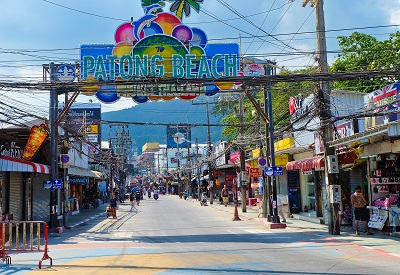 Hotels in Patong-Thailand