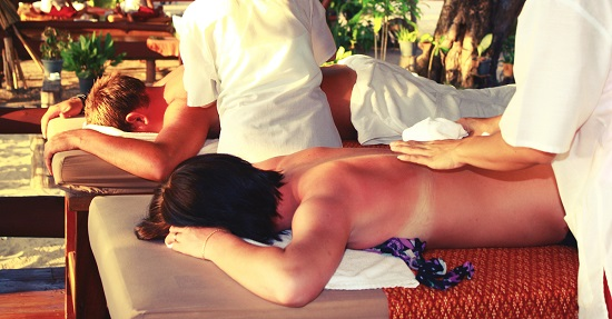 Traditionelle Massage Phuket